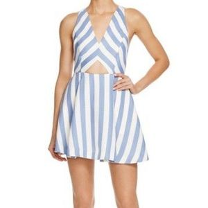 Lovers + Friends Stripe Dress